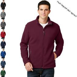 Clearance Mens Polar Fleece Jacket Full Zip Fleece Jacket So