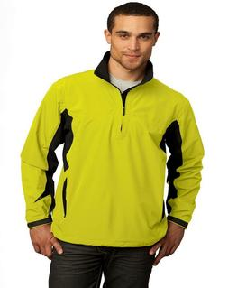 CLEARANCE! Ogio Mens Half-Zip Waterproof Jacket Acid Green S
