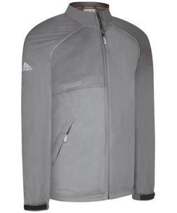 adidas Men's climaproof Storm Soft-shell Jacket - Cinder - S