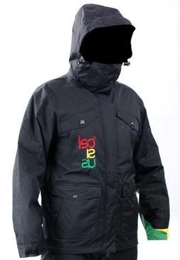 Celsius Climate Jacket, Black, X-Large