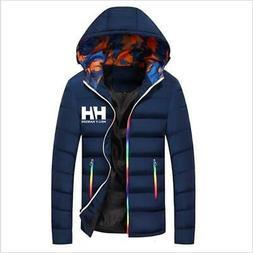COAT, JACKET,  with hoodie HH winter MENS, 2019 HOT ITEM, SH