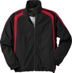 Sport-Tek - Colorblock Raglan Jacket. JST60 - X-Small - Blac