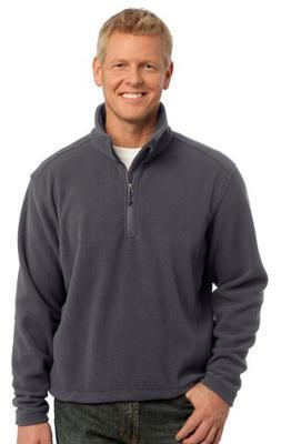 Port Authority Men's Comfort 1/4-Zip Fleece Pullover