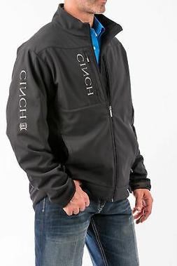 Cinch Men's Concealed Carry Bonded Jacket Black X-Large