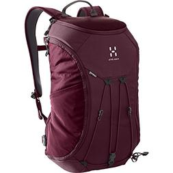 Haglofs Corker Large Laptop Backpack One Size Aubergine