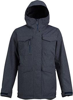 Burton Men's Covert Jacket, Denim, Small