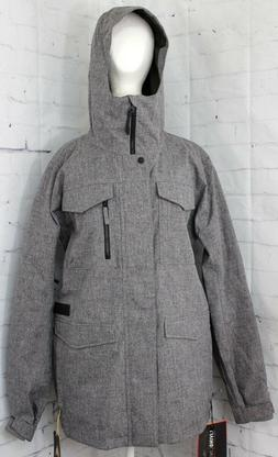 2caff72dcf Burton Men's Covert Jacket, Bog Heather,...