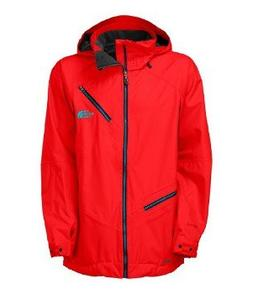 North Face Cymbiant Men's Jacket Fiery Red M