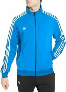 Mens Adidas Essentials 3 Stripes Tricot Track Jacket