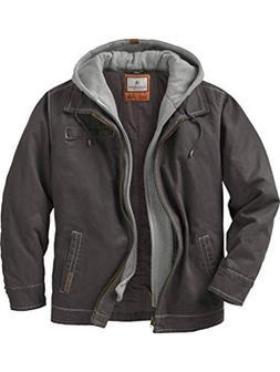 Legendary Whitetails Men's Dakota Jacket Tarmac Large Tall