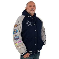 Dallas Cowboys Commemorative Fleece Hoody Jacket