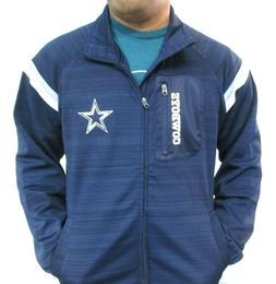 NFL Dallas Cowboys  Mens Wild Card Navy Blue light weight Ja