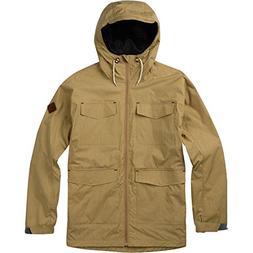 a269146904 BURTON Men's Davis Jacket, X-Large, Kelp...