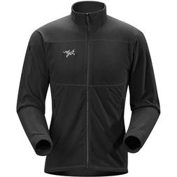 Arc'teryx Delta LT Fleece Jacket - Men's Black, S
