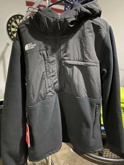 The North Face Denali Men's Black Fleece Water Resistant Ano