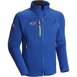 Mountain Hardwear Desna Full Zip Jacket - Men's Azul XL