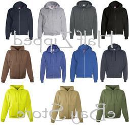 Champion Double Dry Eco Full-Zip Hooded Sweatshirt TAC800 S-