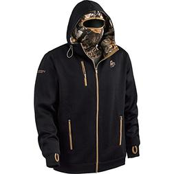 Legendary Whitetails Men's Double Hoodie w/Built in Balaclav