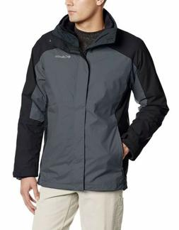 Columbia Men's Big & Tall Eager Air Interchange 3-in-1 Jacke