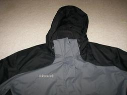 Columbia Men's Eager Air Interchange Jacket, Black, X-Large