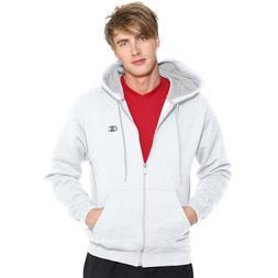 Champion Mens Champion Eco-Fleece Full-Zip Hoodie Jacket