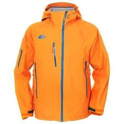 North Face Enzo Men's Jacket Oriole Orange L