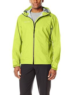 Columbia Men's Evaporation Jacket, Chartreuse, X-Large