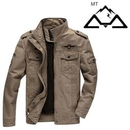 Fashion Men's Military Army Jacket Air Force Casual Jackets