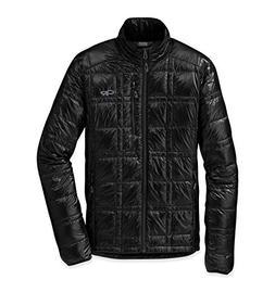 Outdoor Research Men's Filament Jacket, Black, Medium