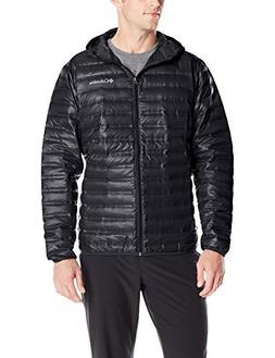 Columbia Men's Flash Forward Down HDD Jacket, Black, Large