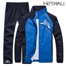 <font><b>Men</b></font> Running Sets Gym Sportswear Autumn W