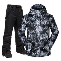 <font><b>Ski</b></font> Suit <font><b>Men</b></font> Winter