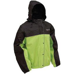 Frogg Toggs High Visibility Road Toad Rain Jacket FAST FREE
