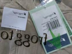 Frogg Toggs Mens Original Pro Action Jacket Raincoat XL Khak