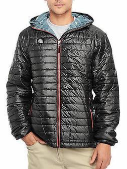 Genuine REEF Insulator Mens Jacket Hooded Coat Winter - SALE