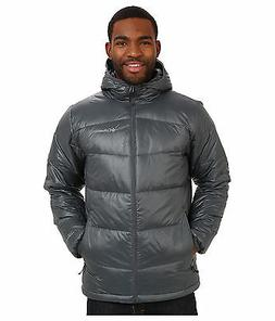 Columbia Men's Gold 650 TurboDown Hooded Down Jacket, Small,