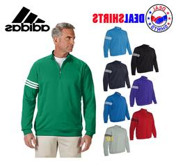 adidas Golf Men's climalite 3-Stripes Pullover-A190