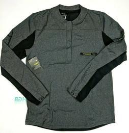 Nike Golf Shield Half Zip Blade Jacket Mens Pullover Black G