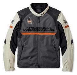 Harley Davidson Mens Killian 3 Season Waterproof Riding Jack