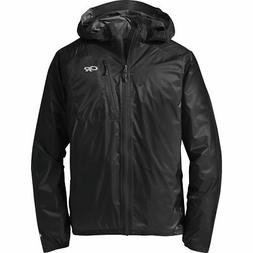 Outdoor Research Helium II Jacket - Men's Black/Storm L