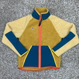 Nike Heritage Essentials Sherpa Full Zip Jacket Size XXL Men