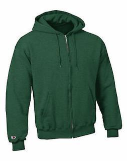 Champion Hoodie Sweatshirt Eco Double Dry Fleece Full Zip Fr