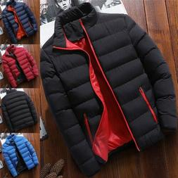 Hot Men's Winter Warm Down Jacket Thick Ski Outerwear Snow P