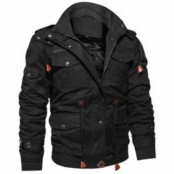 Hot Sale Winter Jacket Parkas Men Thick Warm Casual Outwear