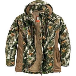 Legendary Whitetails Mens HuntGuard Reflextec Hunting Jacket
