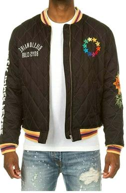 Billionaire Boys Club INNER PIECE Jacket Black 801-1401 NEW