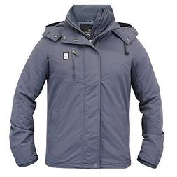 Men's Jacket Crosshatch JESTOP Charcoal UK Large/US Medium