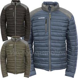 Caterpillar Jacket Mens CAT Insulated Defender Lined rip-sto