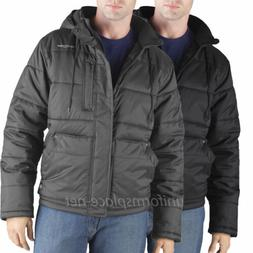 Dickies Jacket Mens Channel Quilted Insulated hooded Jackets