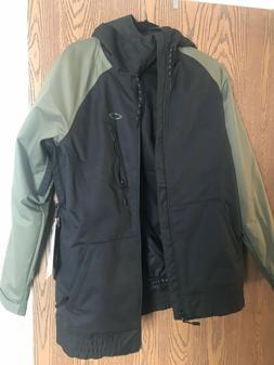 Oakley jacket mens extra warmth insulation Jacket, Size-Smal